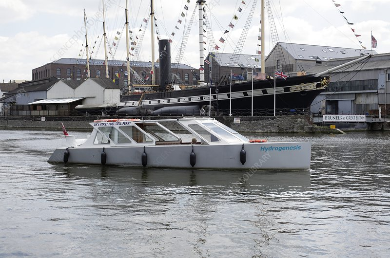Hydrogenesis fuel-cell ferry
