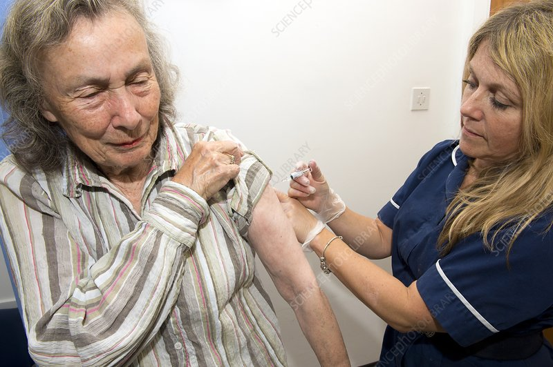 Seasonal flu vaccine