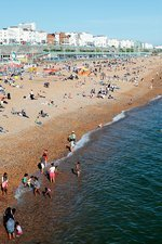 Brighton Beach, UK