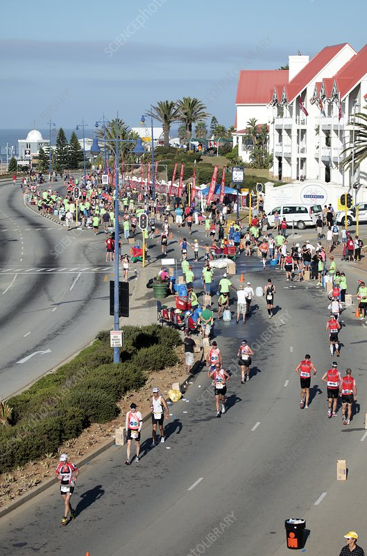 Ironman competition, South Africa