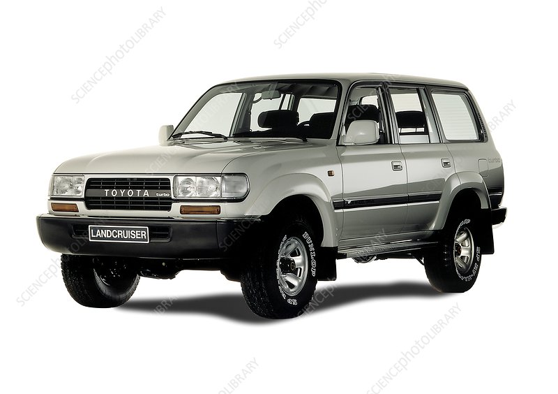 Toyota Landcruiser, 4-wheel drive vehicle