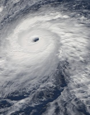 Super typhoon Haiyan, November 2013