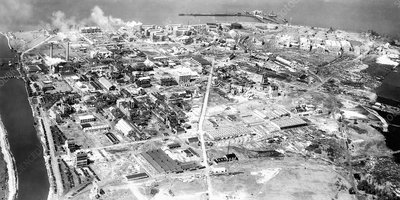 DuPont Deepwater factory site, 1935