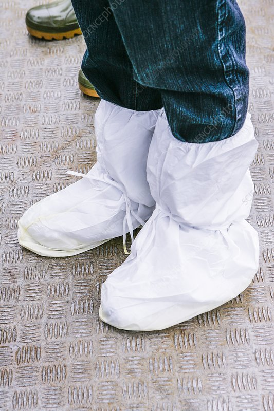 Disposable Protective overboots