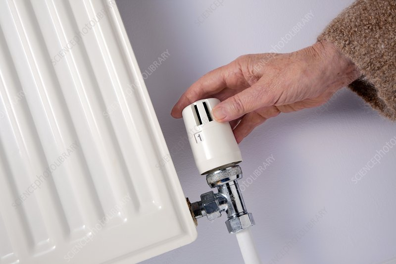 Adjusting a Thermostatic Radiator Valve