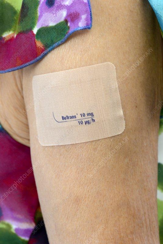 Transdermal pain relief