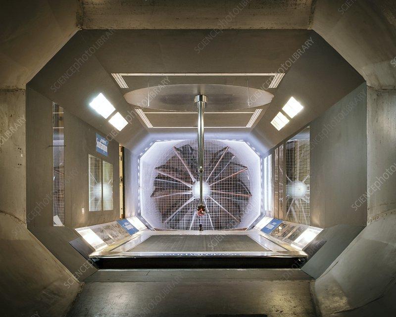 Wind tunnel, University of Southampton