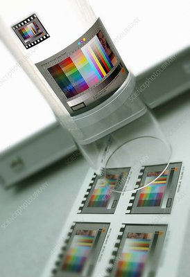 Colour calibration