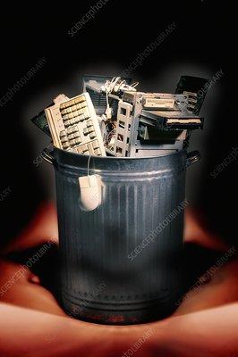 Obsolete hardware
