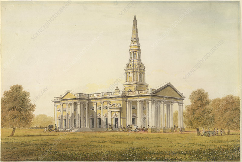 St George's Cathedral, Madras