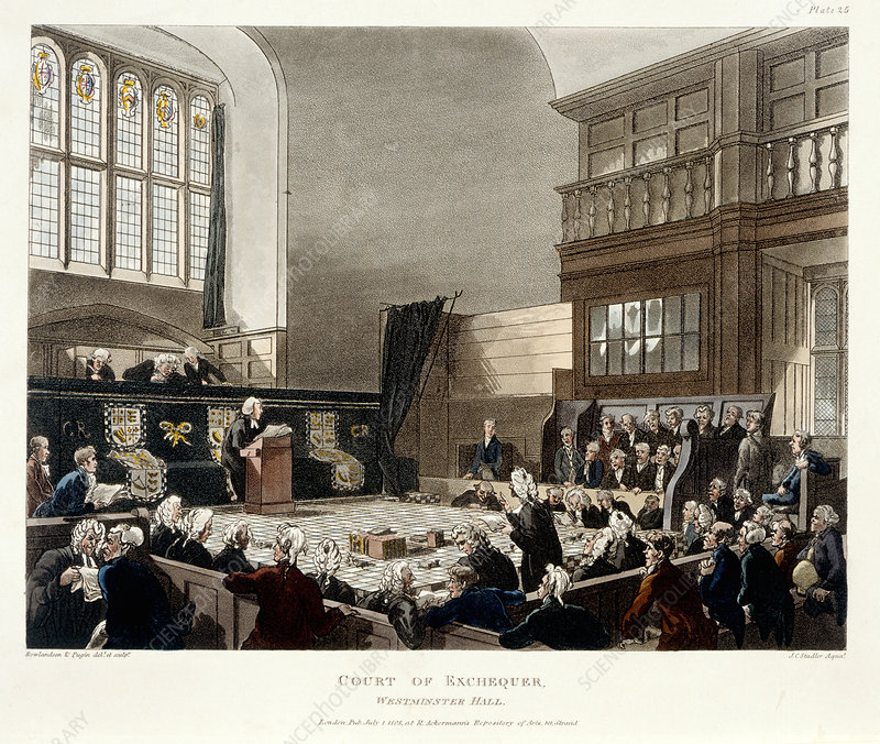 Court of Exchequer