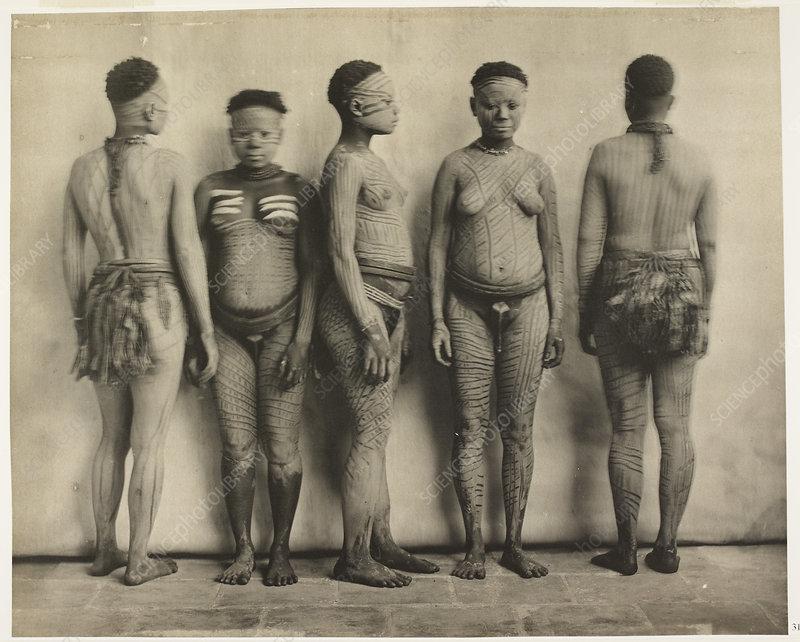 Andamanese women