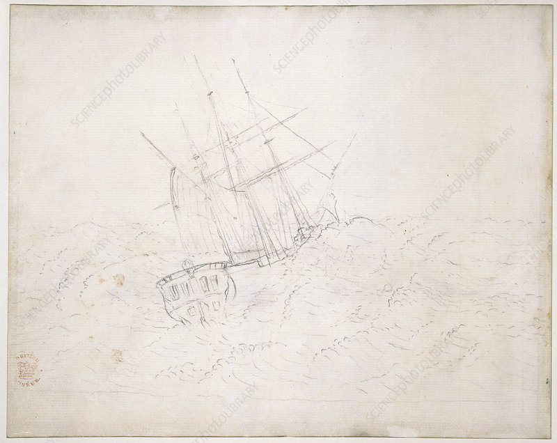 Captain Cook's First Voyage