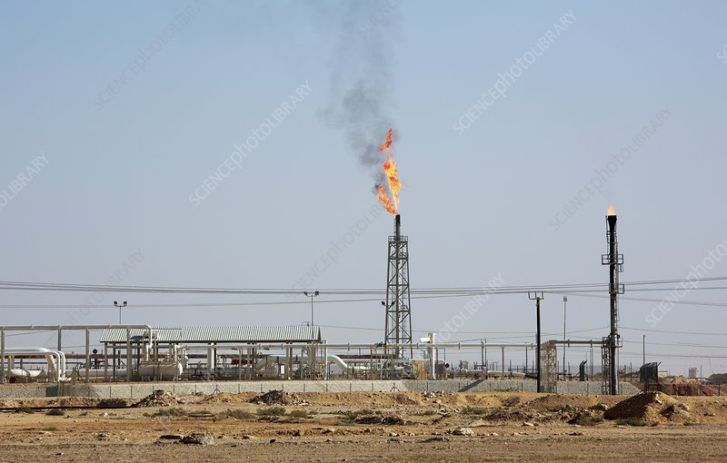 Gas production, Oman