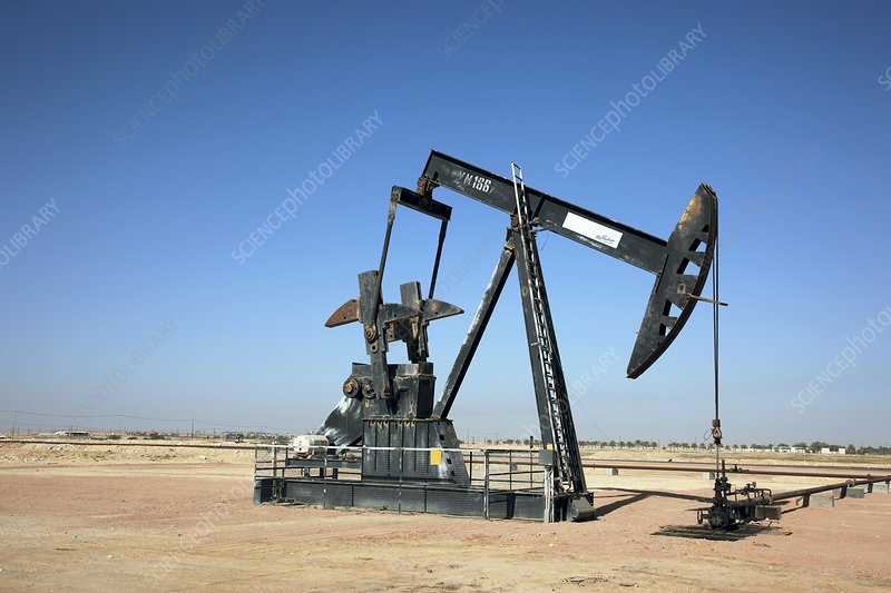 Oil pump, Oman