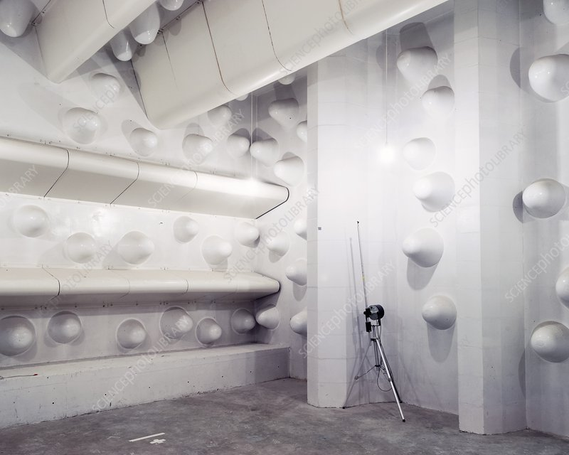 Resonance chamber, acoustics research