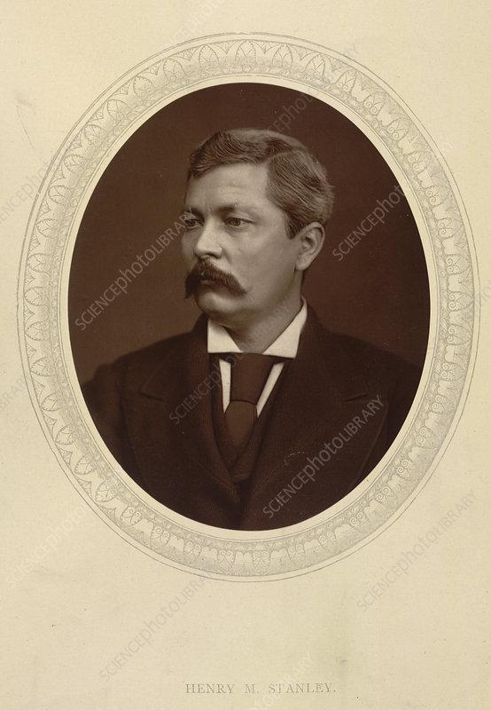Henry M. Stanley IN DARKEST AFRICA 1st Edition