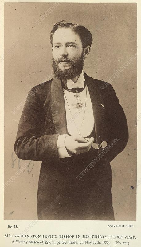 Washington Irving Biography