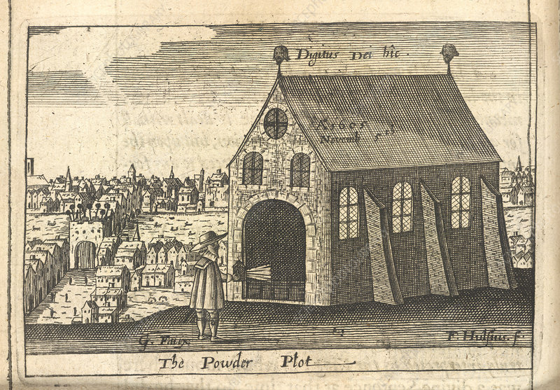 The Powder Plot