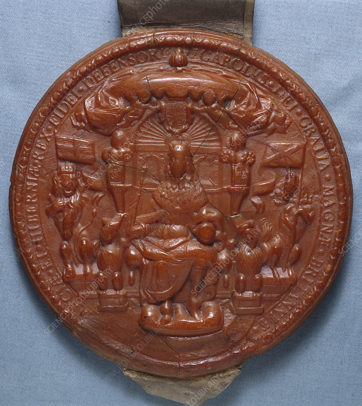 Fifth Seal of King Charles I