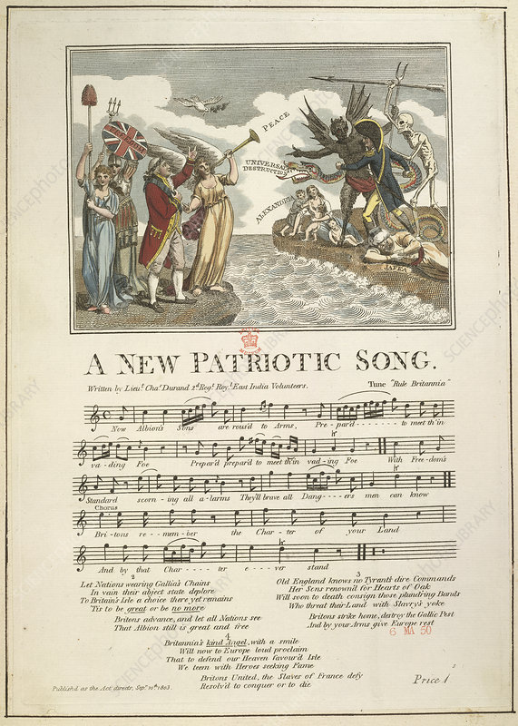 A New Patriotic Song