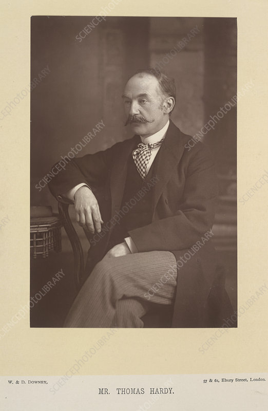 Mr Thomas Hardy