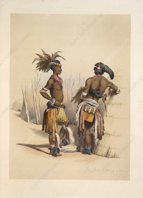 Young Zulus