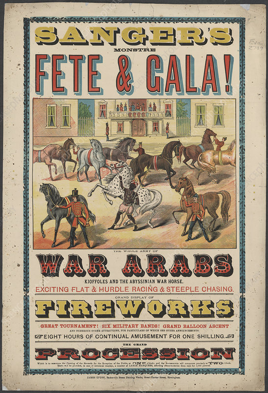 Sanger's Fete and Gala