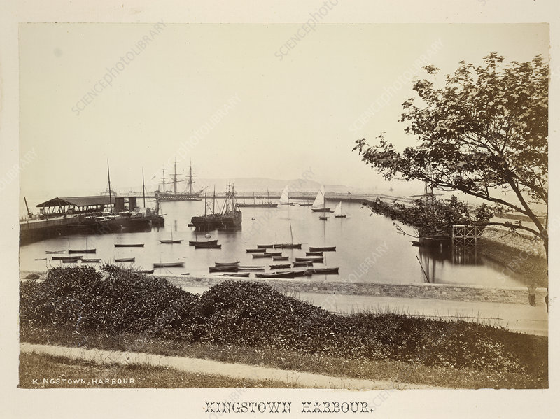 Kingstown Harbour