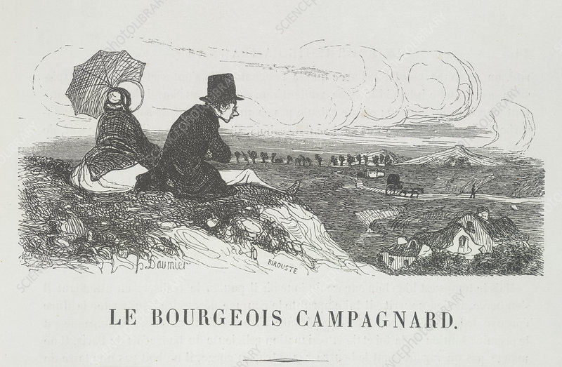 Le Bourgeois Campagnard