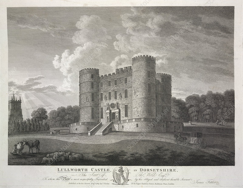 Lullworth Castle