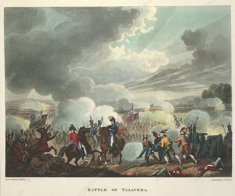 Battle of Talavera