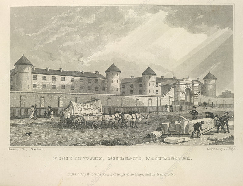 Penitentiary, Millbank