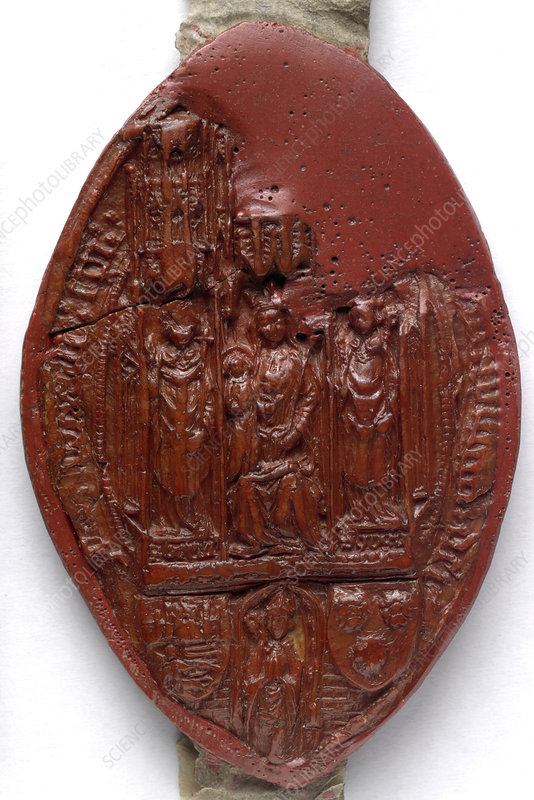 Seal of the Bishop of Lincoln
