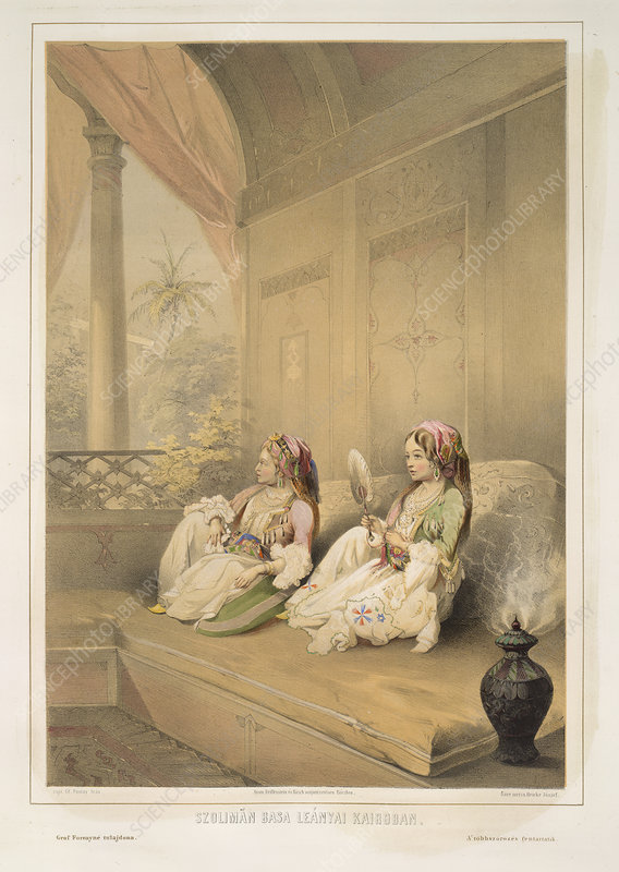 Daughters of Suleyman Pasha
