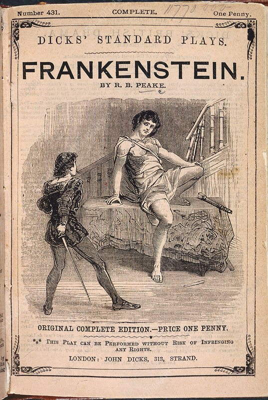 a comparison of john miltons paradise lost and frankenstein by mary shelley The persistence of narrative: archetypal relationship between john milton's  paradise lost and mary shelley between paradise lost and frankenstein can give.