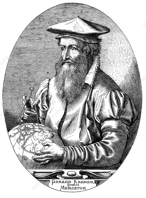 gerardus mercator biography