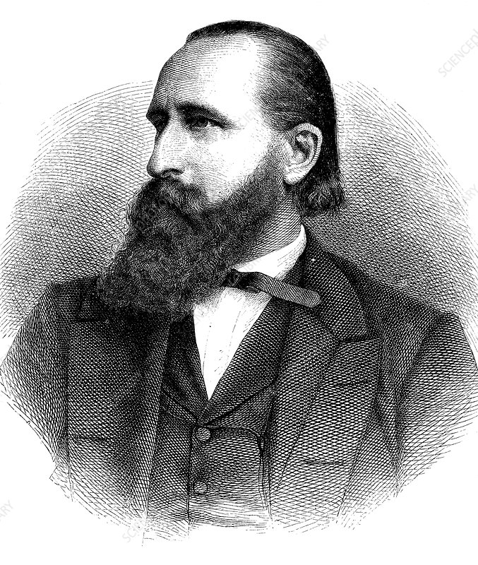 Alfred Brehm, German zoologist