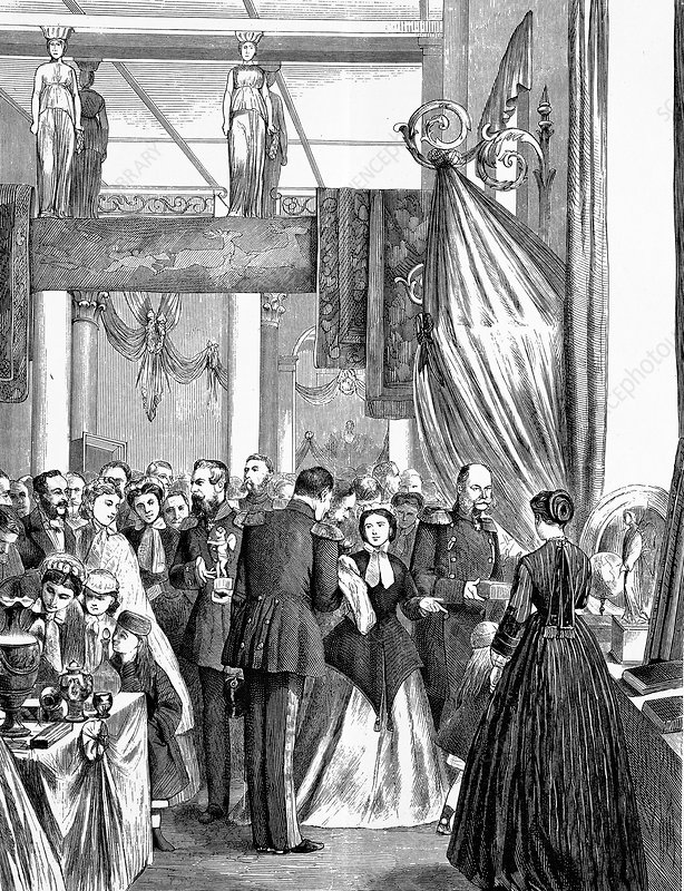 Victoria Exhibition, Berlin, 19th Century
