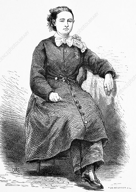 Mary Walker, US surgeon and feminist