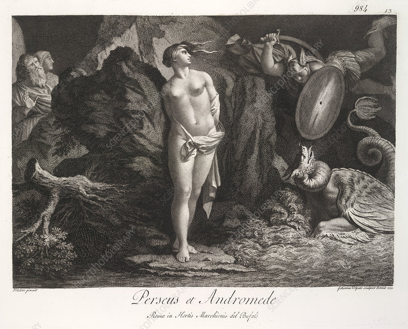 Perseus et Andromede