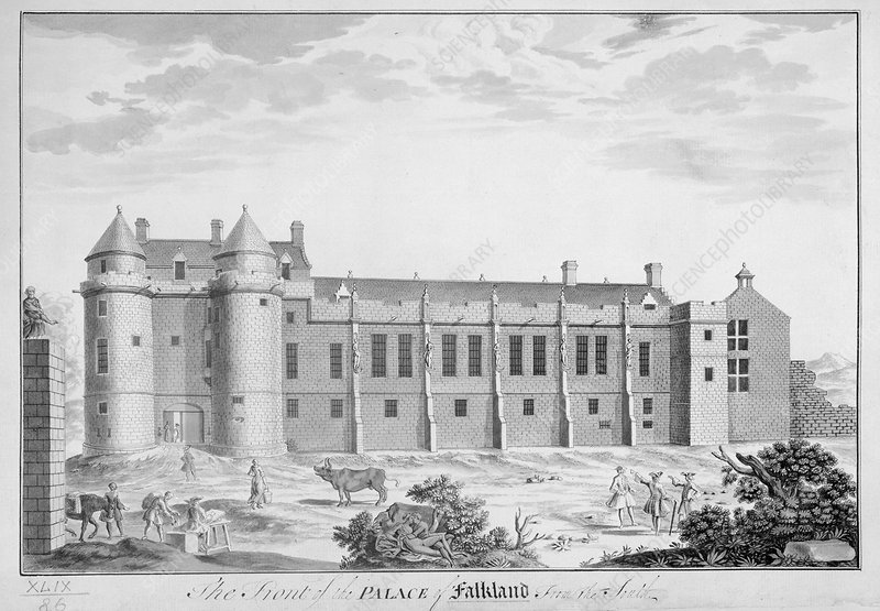 Palace of Falkland
