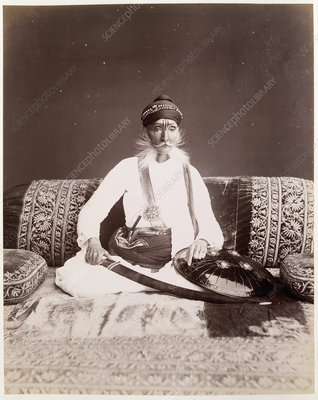 H.H. the Maharajah of Bhoondi