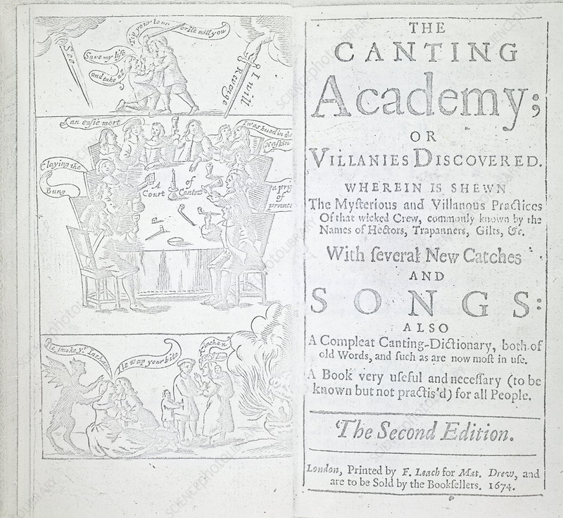 The canting academy