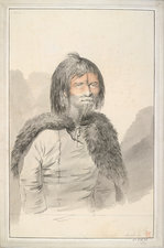 A Woman of Prince William Sound, Alaska