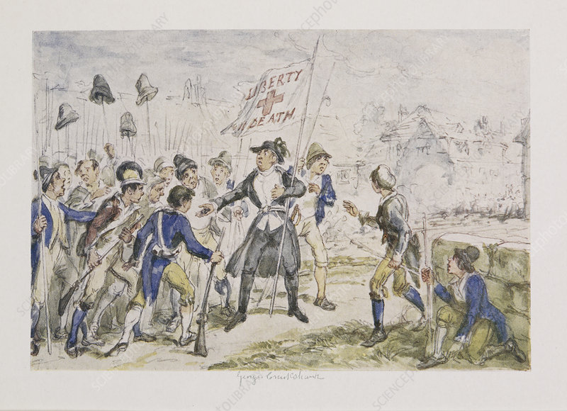 Cruikshank's Water Colours