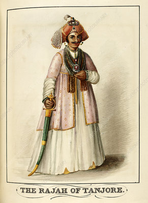 The Rajah of Tanjore