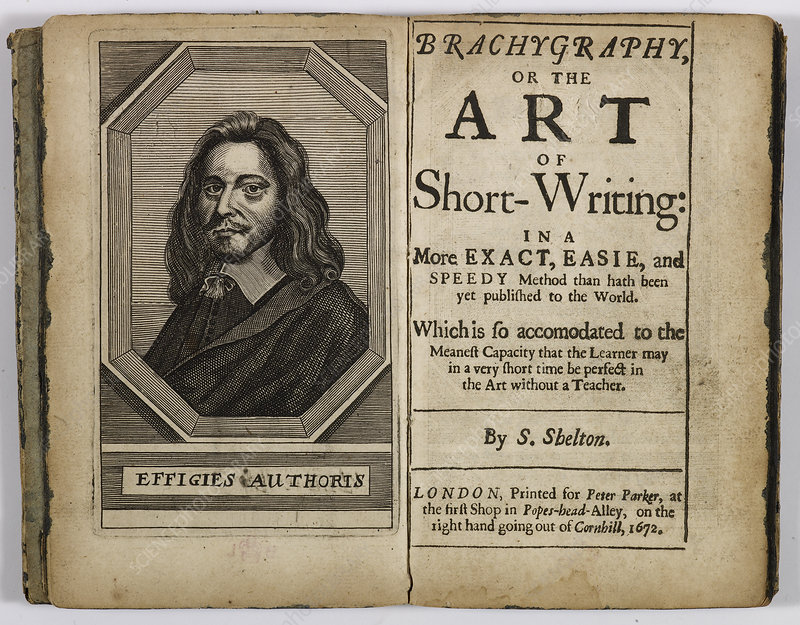 Portrait of S. Shelton, and Title page