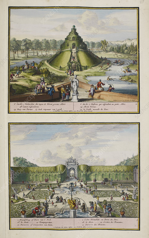 The Park at Enghien