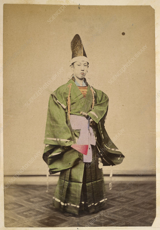 A Japanese Priest